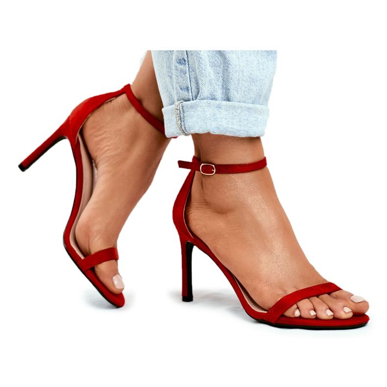 SEA Classic Red Basilian Women's Sandals
