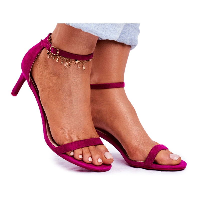 SEA Classic Fuchsia Mintore Women's Sandals pink