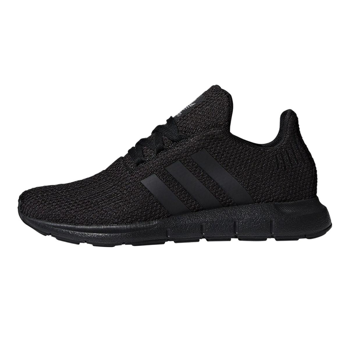 Adidas Originals Swift Run Jr F34314 Black Butymodne Pl
