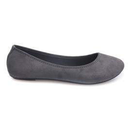Classic Ballerinas 6000 Gray grey