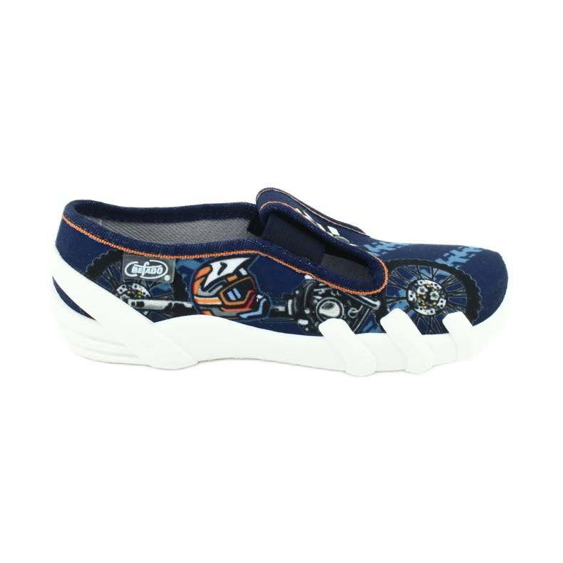 Befado children's shoes 290X211 navy