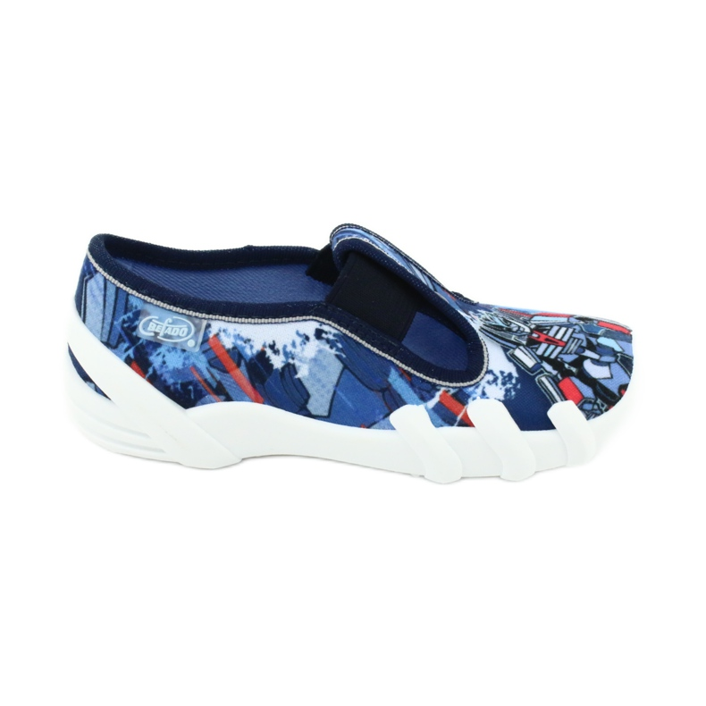 Befado children's shoes 290X204 navy blue multicolored
