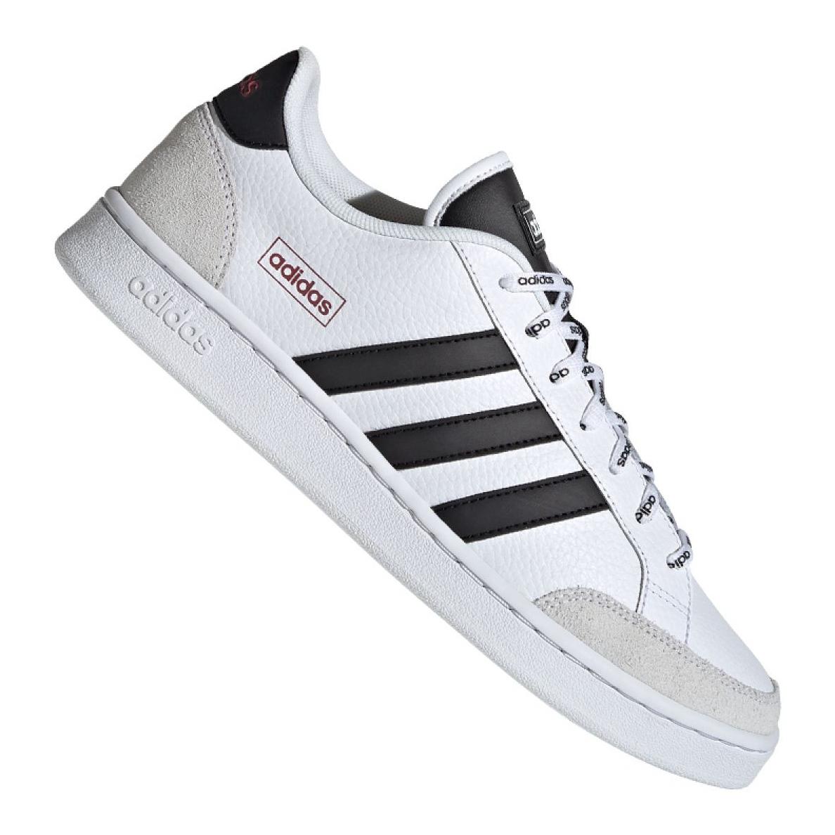 Adidas Grand Court Se M FW6669 shoes white black