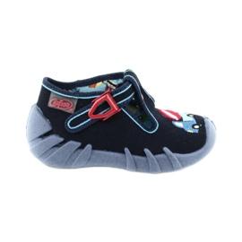 Befado children's shoes 110P385 navy blue