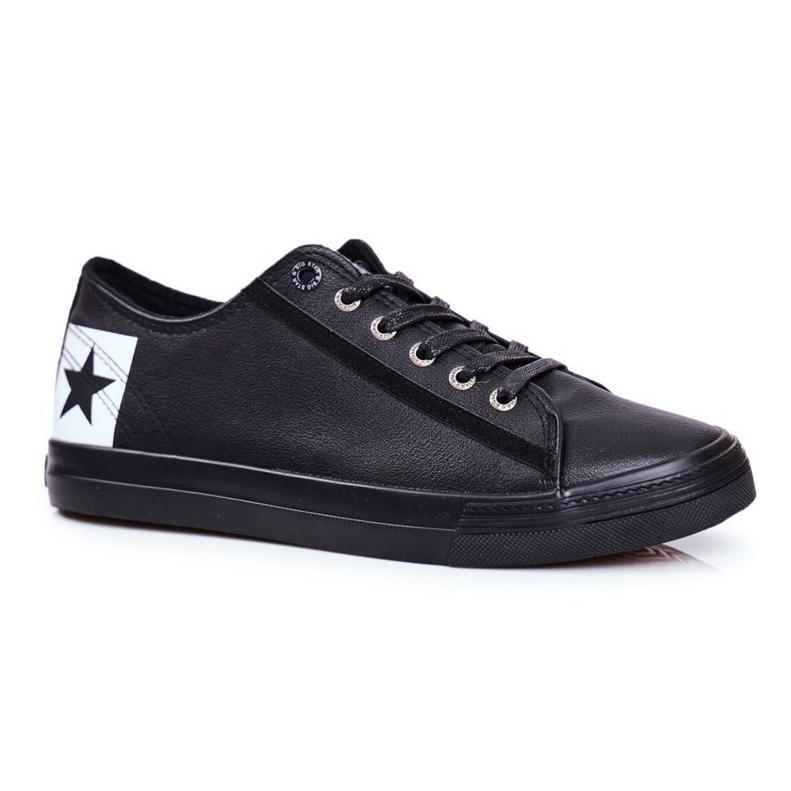Men's Sneakers Big Star Black EE174160