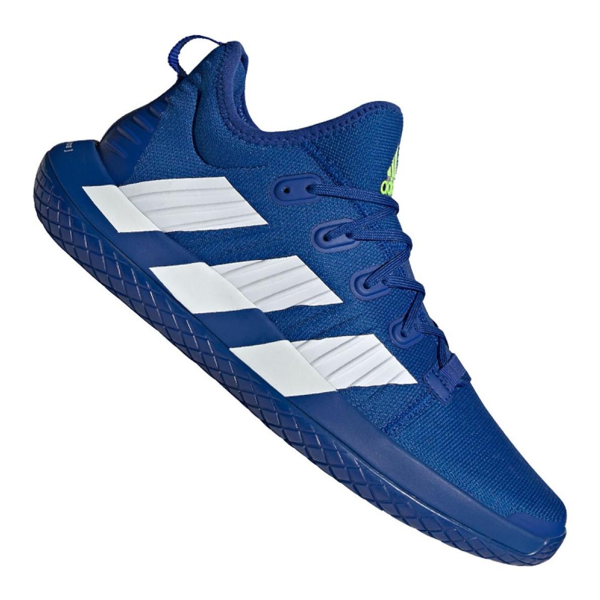 Indoor shoes adidas Stabil Next Gen M FU8316 multicolored blue