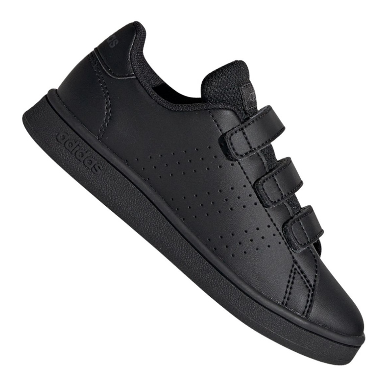 Adidas Vs Advantage Jr EF0222 shoes black red