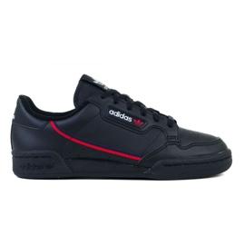 Adidas Continental Jr F99786 shoes black