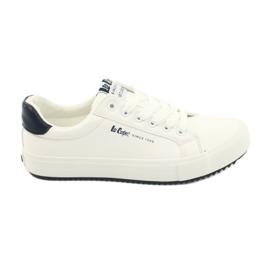 Lee Cooper W LCJL-20-31-072 shoes white navy blue