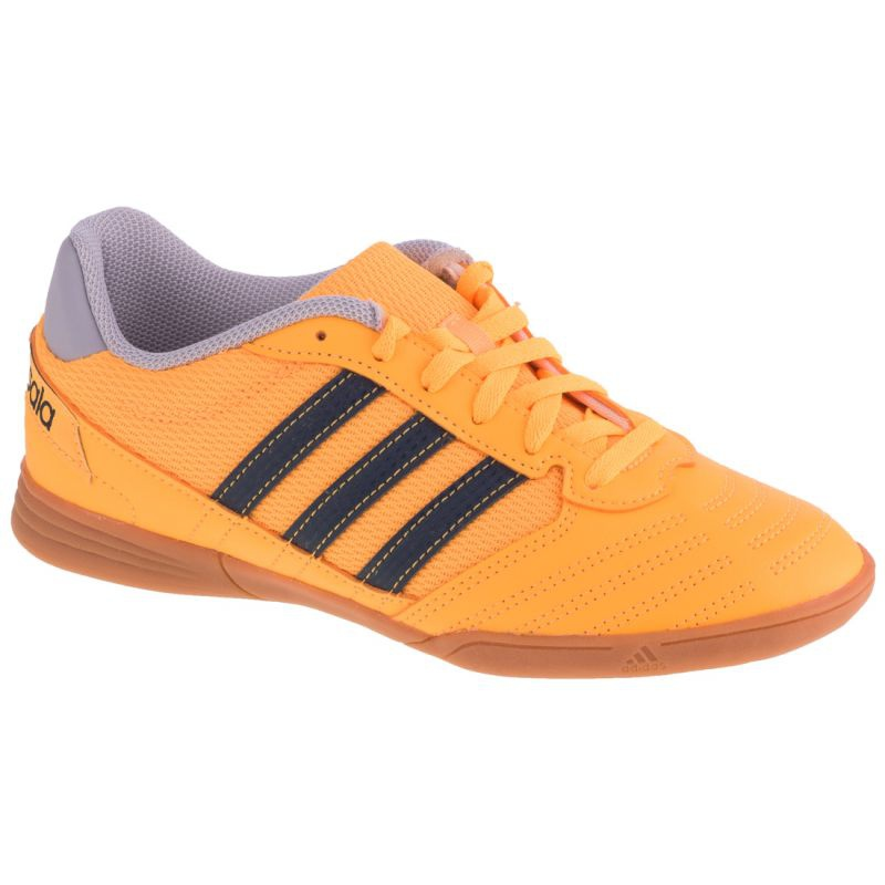 Indoor shoes adidas Super Sala In Jr FX6759 yellow multicolored