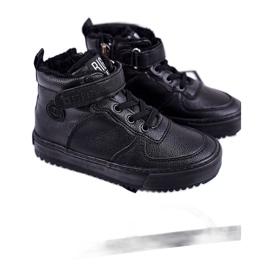 Children's Boots Big Star Warm Black GG374040