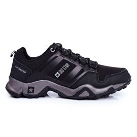Men's Trekker Shoes Big Star Outdoor Black GG174269
