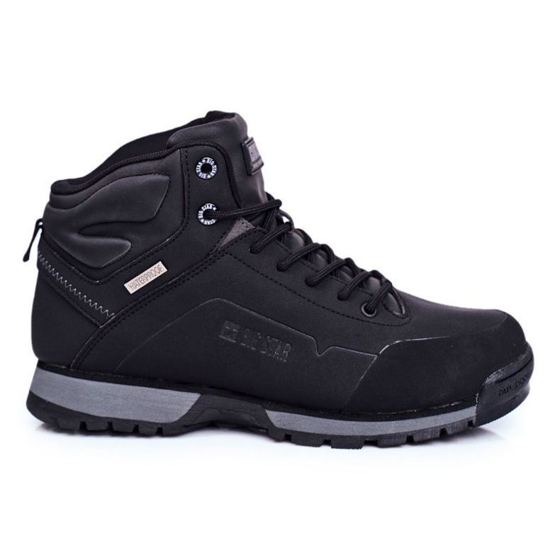 Men's Trekker Shoes Big Star Outdoor Black GG174395