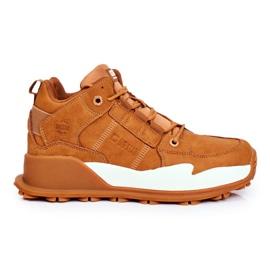 Men's Sport Shoes Big Star Camel GG174415