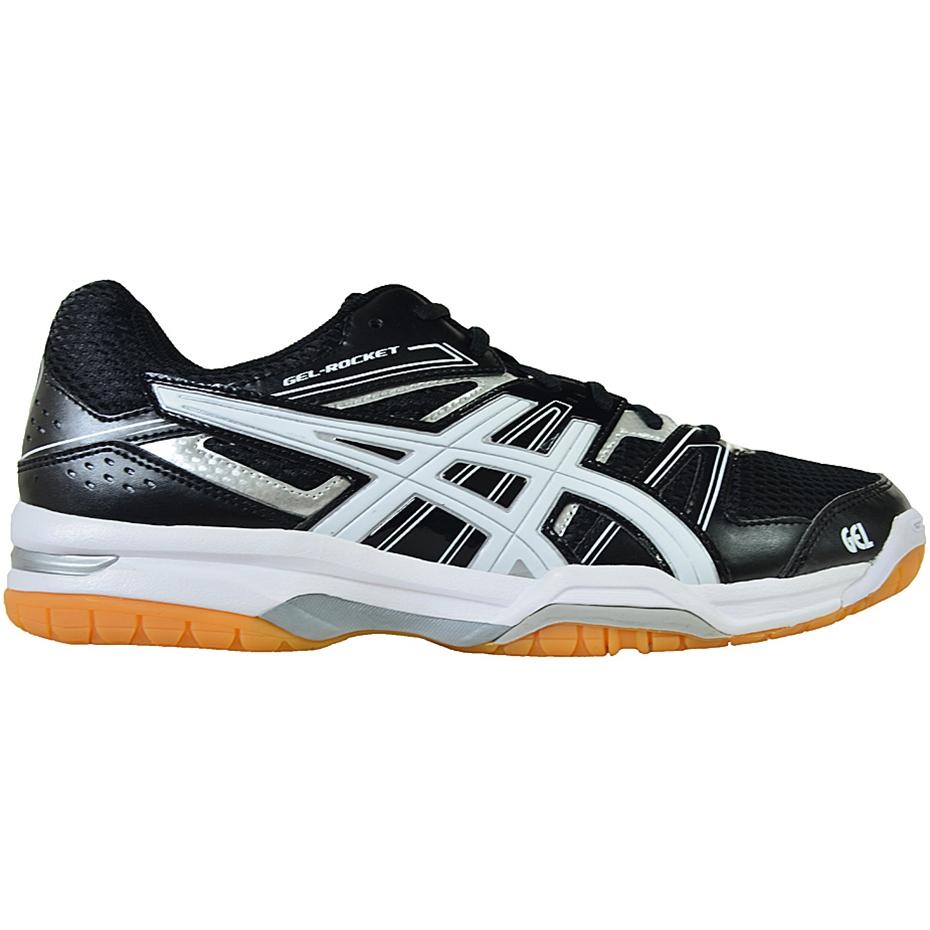 Asics Gel Rocket 7 B405N 9001 men's volleyball shoes black black