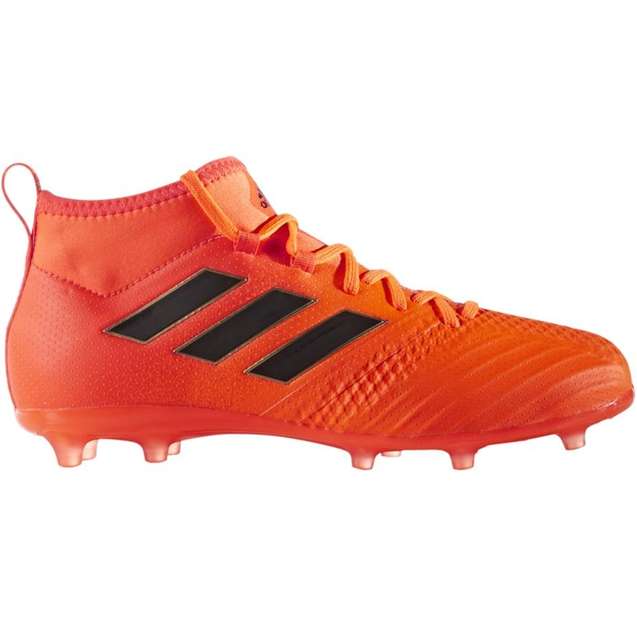 Adidas Ace 17.1 Fg Jr S77038 football boots orange