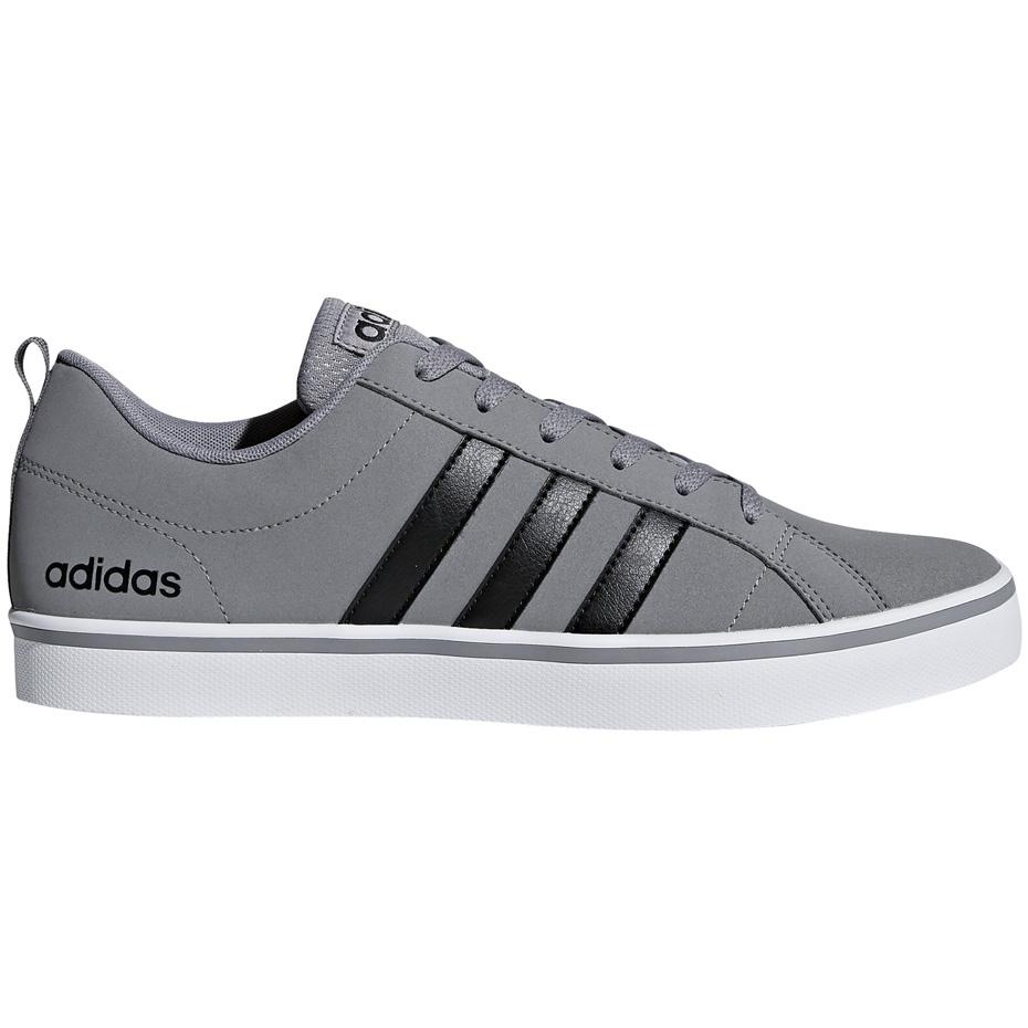 Adidas Vs Pace men's shoes gray black B74318 grey