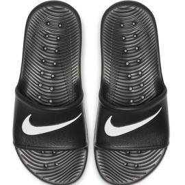 Nike Kawa Shower GS / PS black slippers BQ6831 001