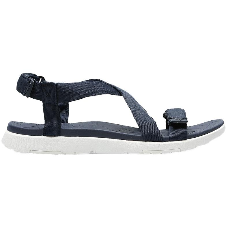 Women's sandals 4F garnet H4L20 SAD002 31S navy