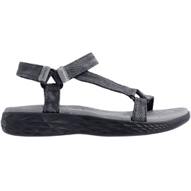 Kappa Mortara gray women's sandals 242817 1614 grey