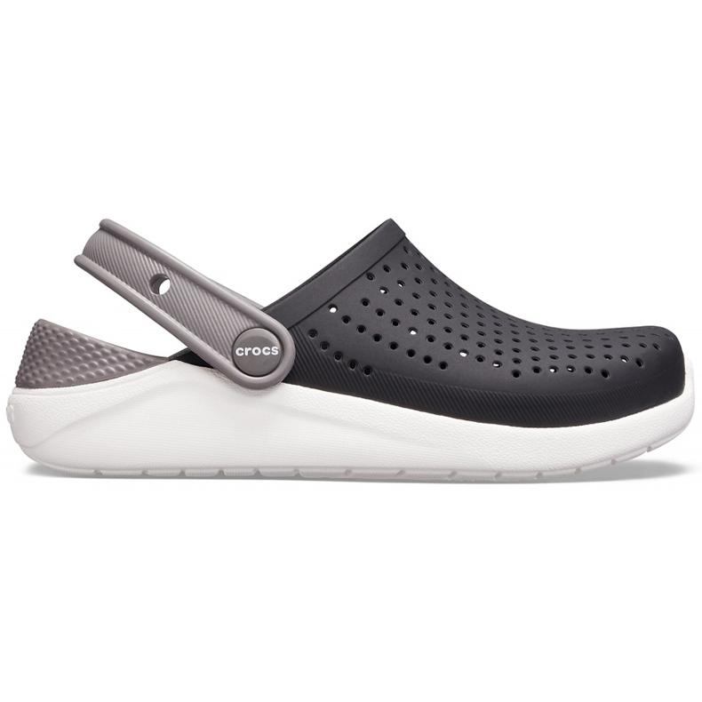 Crocs Kids LiteRide Clog Kids black and white 205 964 066