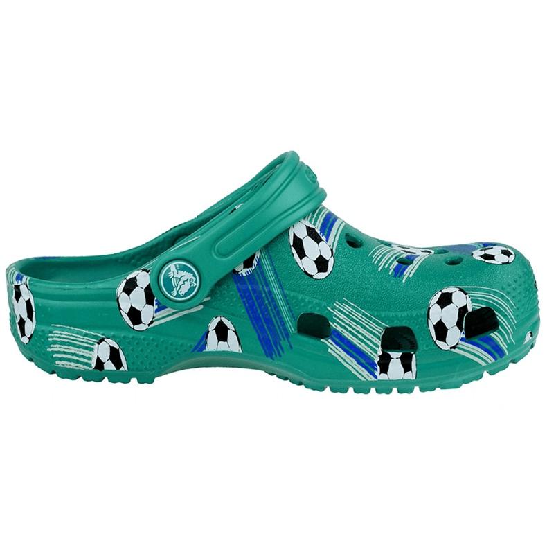 Crocs kids Classic Sport Ball Clog Ps green 206417 3TJ