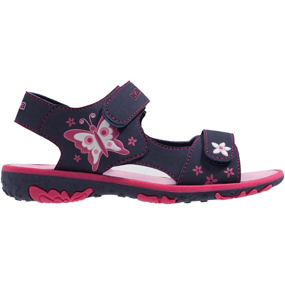 Kappa Unisex-Kinder Sandale Schuhe Reminder K 260682K 1672