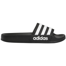 Adidas Adilette Shower K black slippers for children G27625