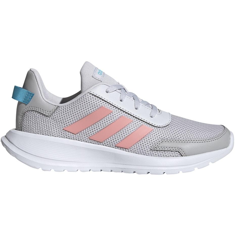 Adidas Tensaur Run K children's shoes gray-pink EG4132 grey