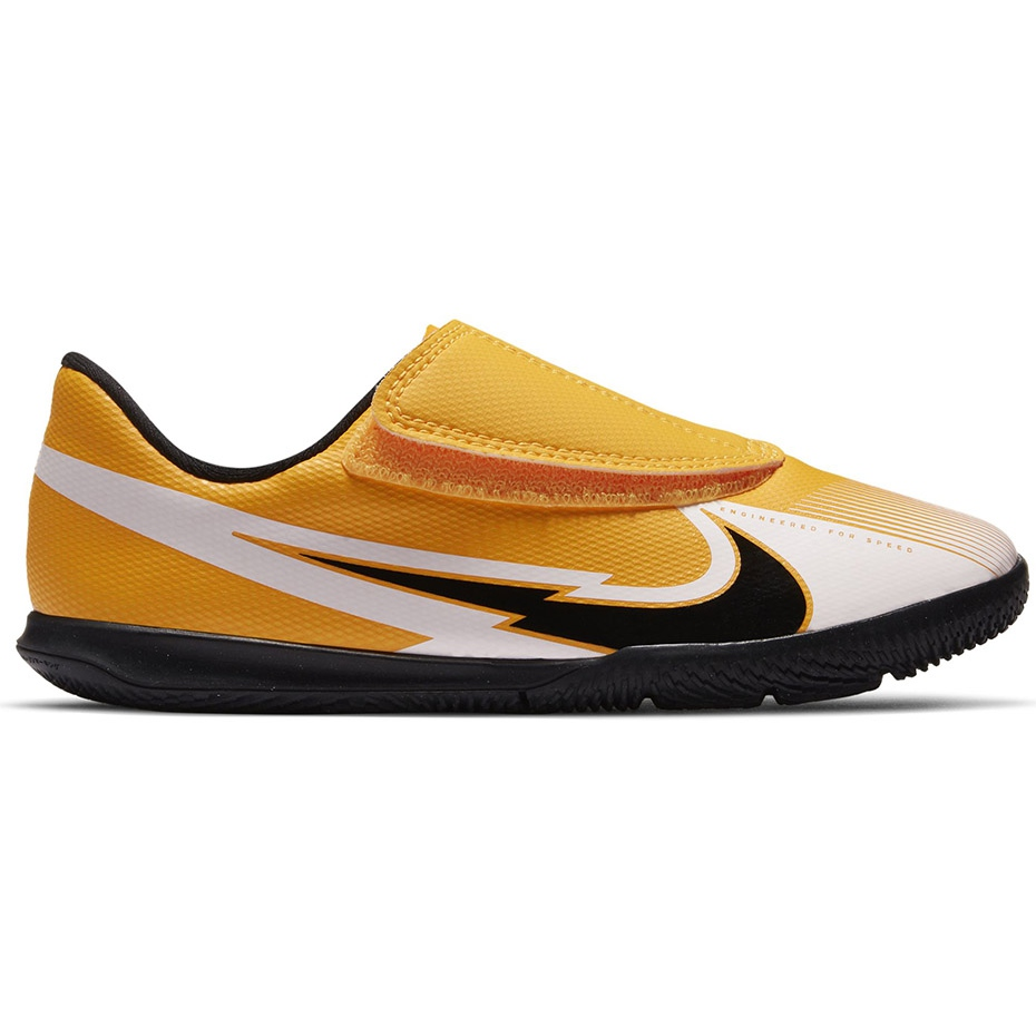 Resbaladizo Reacondicionamiento Ya  Nike Mercurial Vapor 13 Club Ic PS (V) Junior AT8170 801 soccer shoes  orange orange - ButyModne.pl