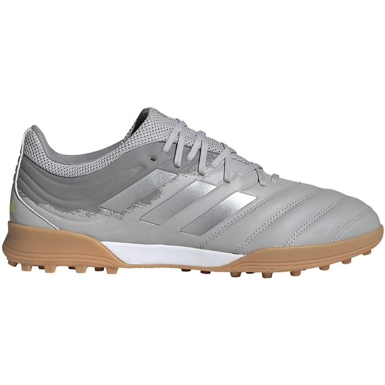 Adidas Copa 20.3 Tf EF8340 football boots grey grey