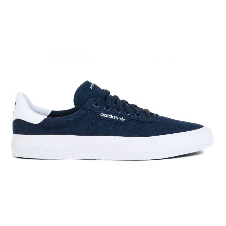 Shoes adidas 3MC M B22707 white navy blue