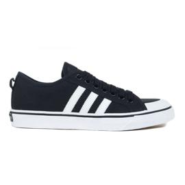 Adidas Nizza M CQ2332 shoes white black