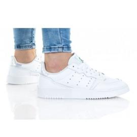 Adidas Supercourt Jr EG8489 shoes white black