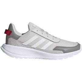 Adidas Tensaur Run K Jr EG4130 shoes beige red grey