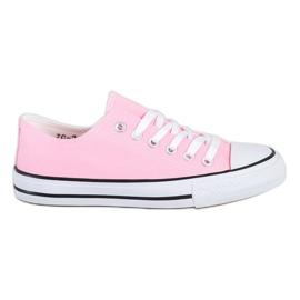 Bona Sports Sneakers pink