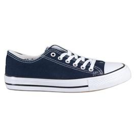 Bona Sports Sneakers navy blue
