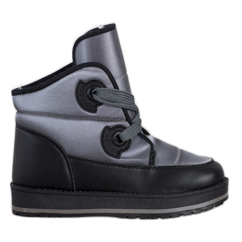 SHELOVET Fashionable Snow Boots grey