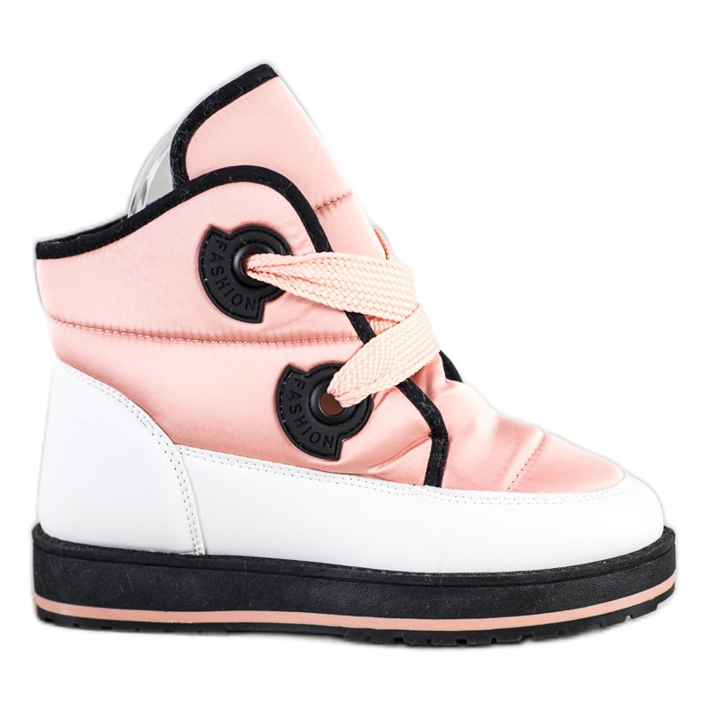 SHELOVET Fashionable Snow Boots pink