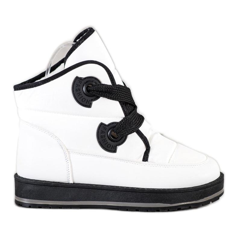 SHELOVET Fashionable Snow Boots white