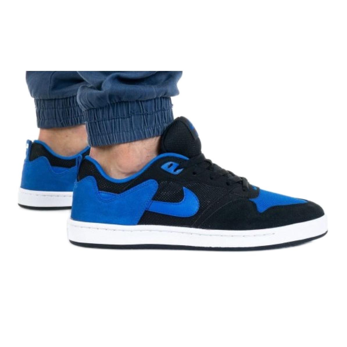 Nike Sb Alleyoop M CJ0882-004 shoes black blue