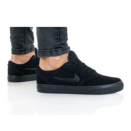 Nike Sb Charge Suede (GS) Jr CT3112-001 shoe black