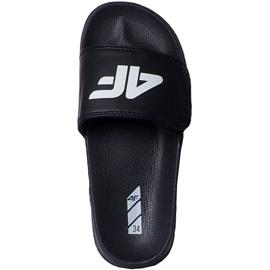 Slippers for boy 4F garnet HJL20 JKLM003 31S navy