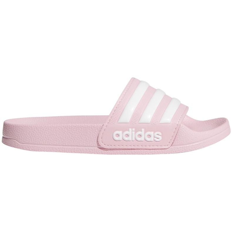 Children's slippers adidas Adilette Shower K pink G27628