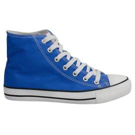 High-top Sneakers Konwers 8222 Blue