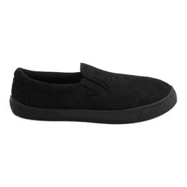 Slip On Sneakers Slip On SNK18 Black
