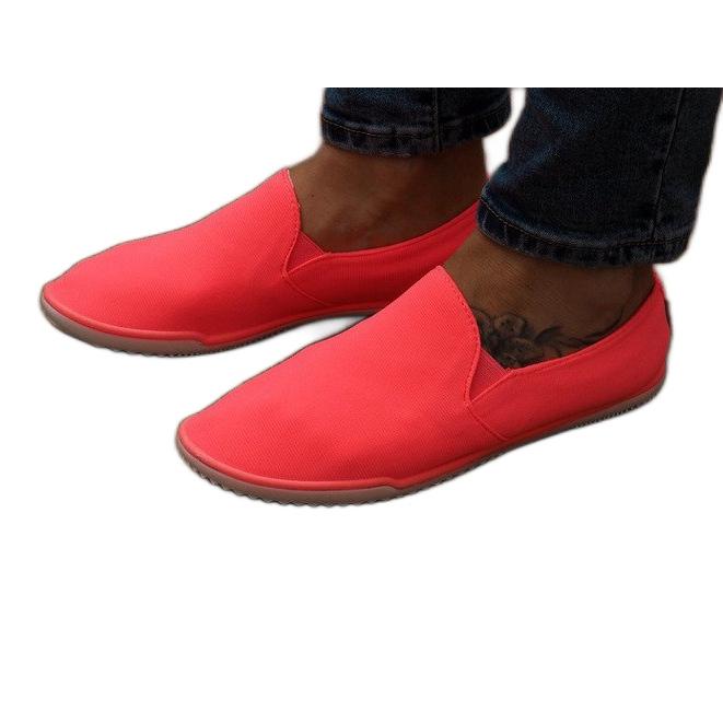 Lycra BL180 Pink Slip-On Sneakers