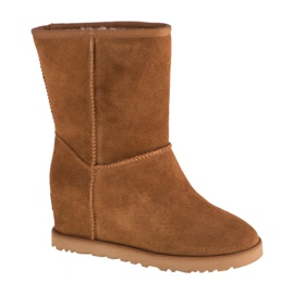 Ugg W Classic Femme Short 1104611-CHE brown
