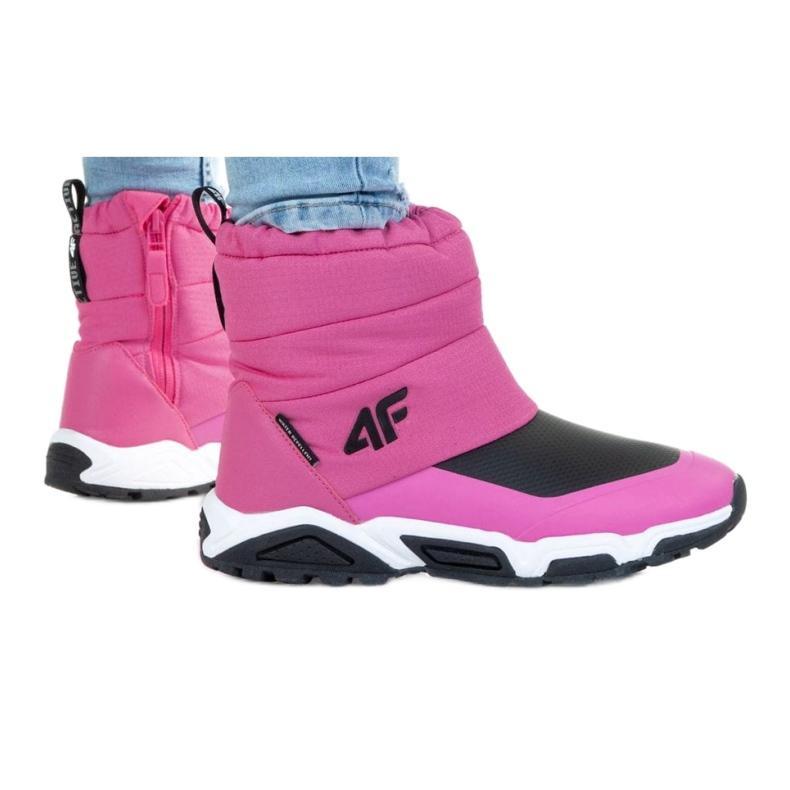 Shoes 4F Jr HJZ20-JOBDW002 Pink white