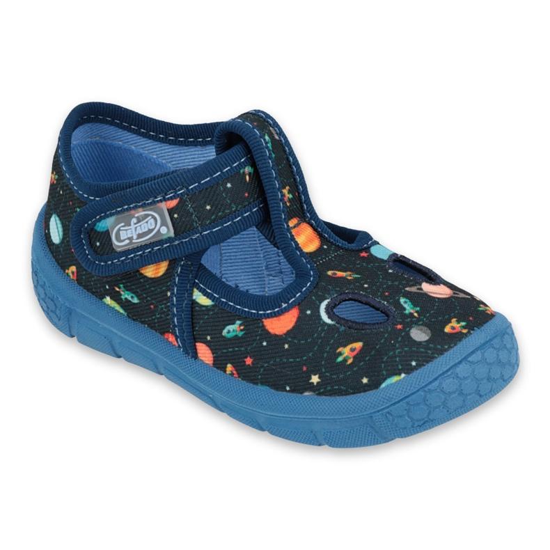 Befado children's shoes 533P011 navy